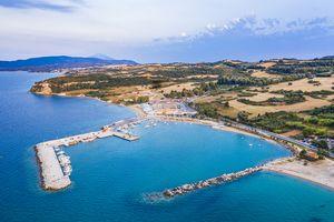 Best Beach in Halkidiki 4 - island